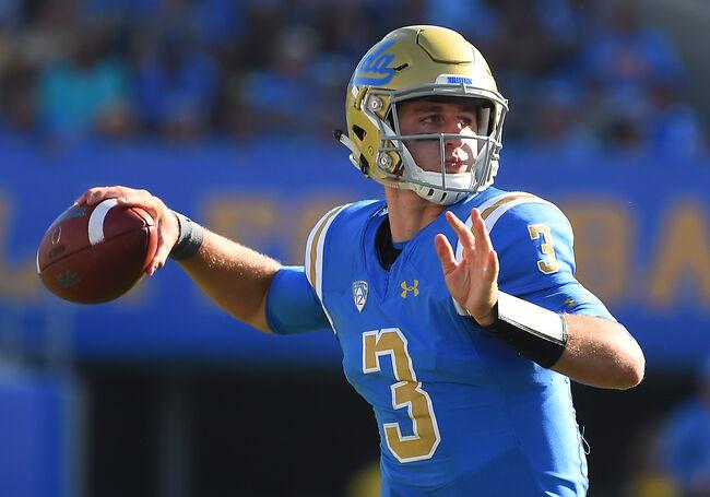 Josh Rosen at UCLA