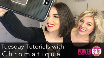 Kat - Tuesday Tutorials with Chromatique Salon - Bold Lips