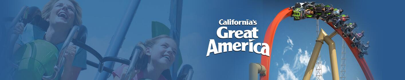 Gana Boletos Para Great America!