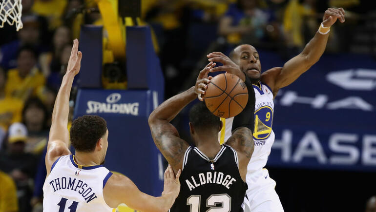 Spurs season ends with 99-91 loss to the Warriors
