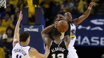 Bill Schoening - Spurs season ends with 99-91 loss to the Warriors