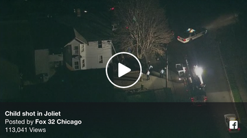 Photos - 2-Year-Old Shot In Joliet [VIDEO]