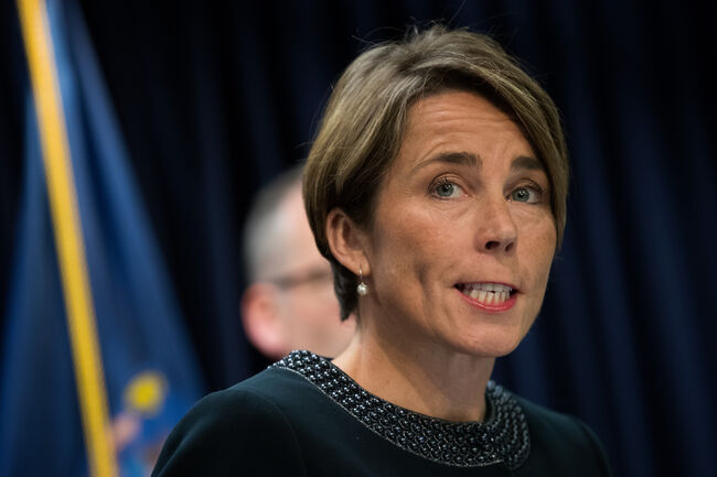 Maura Healey - Getty Images