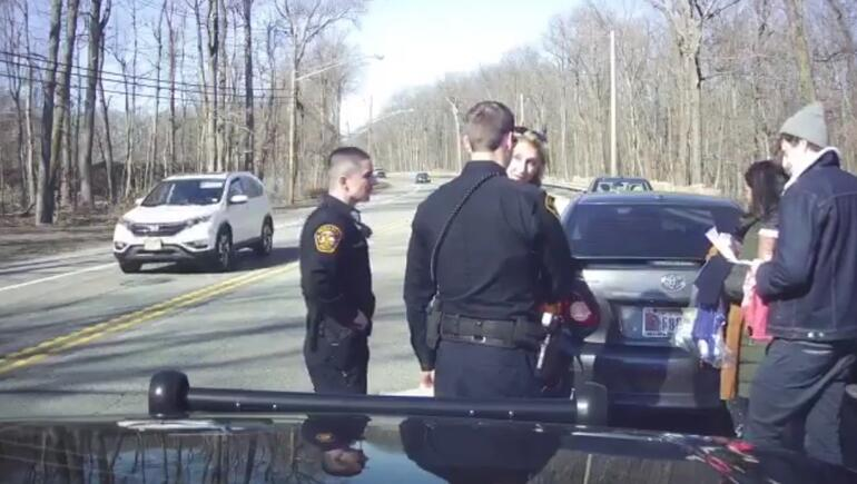 Ex-Clinton Aide In Profanity-Filled Confrontation With Cops