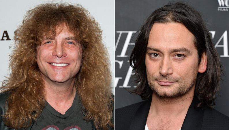 Steven Adler Announces New Band With Constantine Maroulis