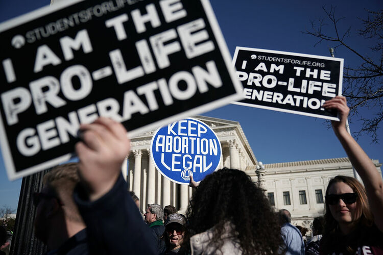 Abortion Getty Images