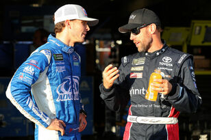 Matt Kenseth introduced as part-time driver for Roush Fenway Racing