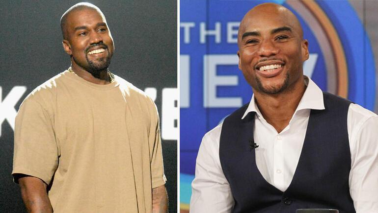 "Kanye West: Charlamagne Tha God Is ""The New Oprah"""