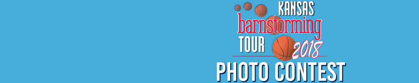 Submit a photo of your child in KU gear for their chance to play the first 2 minutes with KU Seniors!