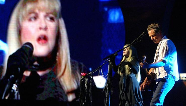 Stevie Nicks Talks Lindsey Buckingham Split