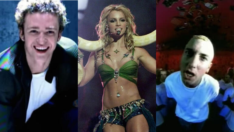 25 Iconic Music Moments From the 00s You'll Never Forget