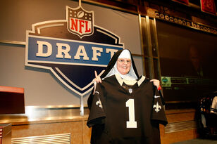 Contending Saints Enter Draft Looking For Final Touches