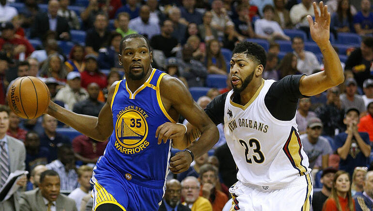 Pelicans/Warriors Game 1 Set For Saturday Night