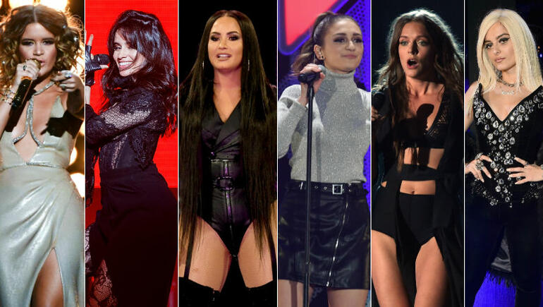 Camila Cabello, Demi Lovato, Daya, Tove Lo & More Recorded 'The Middle'