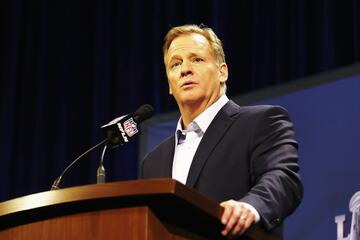 The Herd with Colin Cowherd brings on NFL Commissioner Roger Goodell to talk about the catch rule, Thursday Night Football and the NFL Draft.