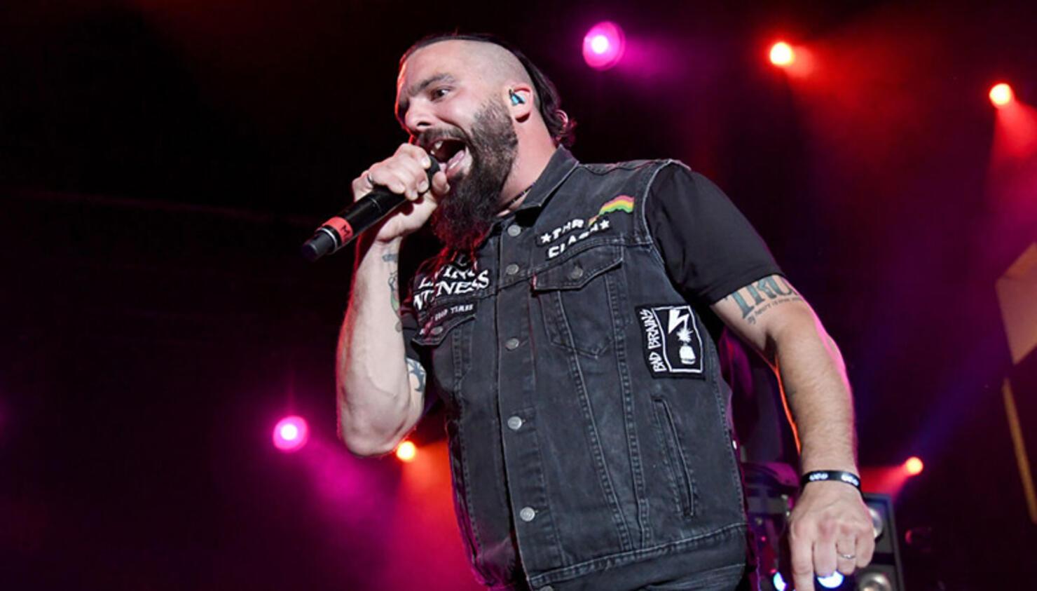 Killswitch Engage Frontman Jesse Leach Needs Throat Surgery