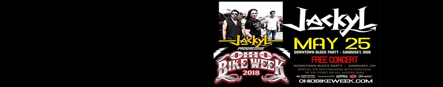Jackyl at Ohio Bike Week