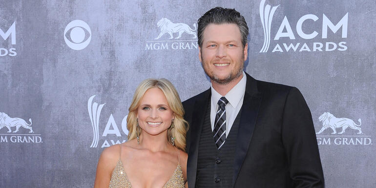 Blake Shelton Seemingly Shades Miranda Lambert for Dating Married Man