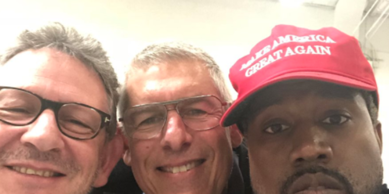 """Donald Trump Thanks Kanye West For His Support: """"Very Cool"""""""