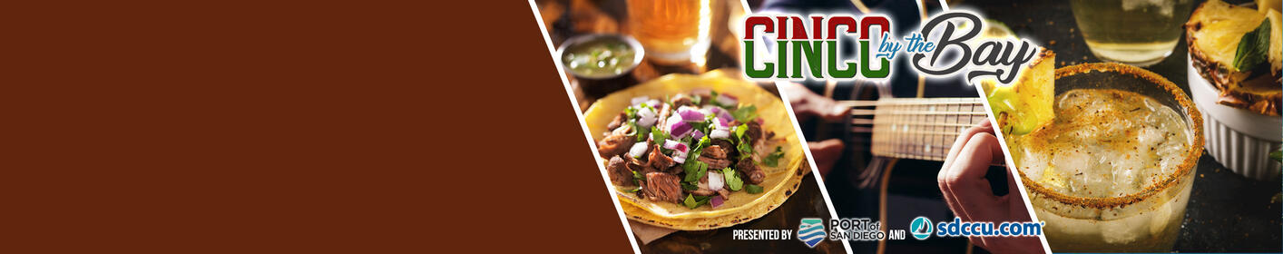 Win Cinco by the Bay Tickets