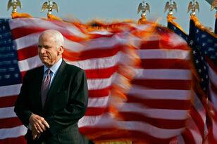 John McCain, Arizona Senator, and War Hero Dies at 81