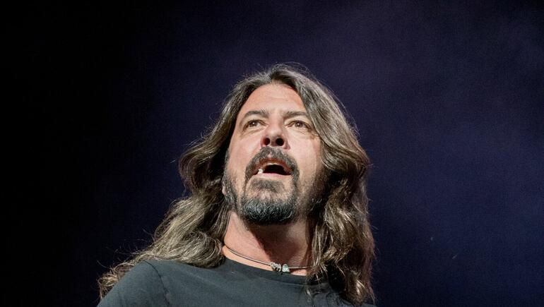 Foo Fighters Live!