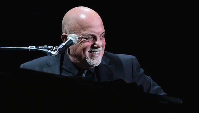 Billy Joel Announces 59th Consecutive MSG Show