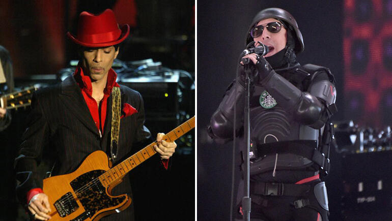Producer Recalls Turning Down Job With Prince to Work With Tool
