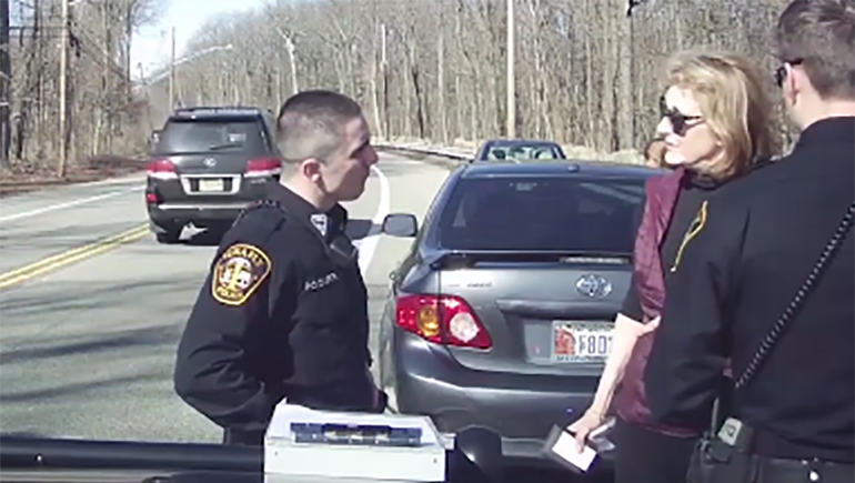 New Jersey Police Chief 'Very Proud' of Officers Handing of Traffic Stop
