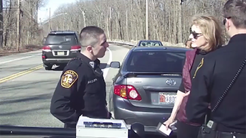 Local News - New Jersey Police Chief 'Very Proud' of Officers Handling of Traffic Stop