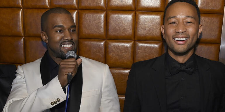 John Legend To Kanye West: 'So Many People Who Love You Feel So Betrayed'