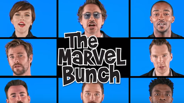 Scott Dooley - Avengers Cast Becomes The Marvel Bunch