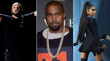 Pop Pics - Ariana Grande, Drake & More Stars Who Unfollowed Kanye West On Twitter