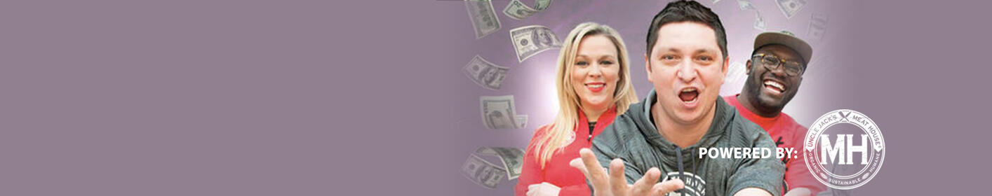Play PK's $1000 Minute Weekday Mornings at 8:10AM on Power 96.1!