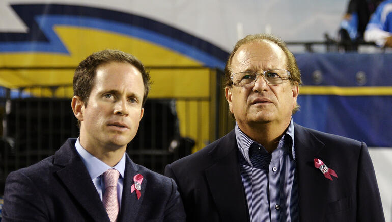 John Spanos Discusses Charger's Draft Preparations