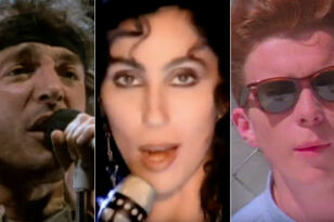12 Hits From The '80s That'll Make You Wanna Turn Back Time