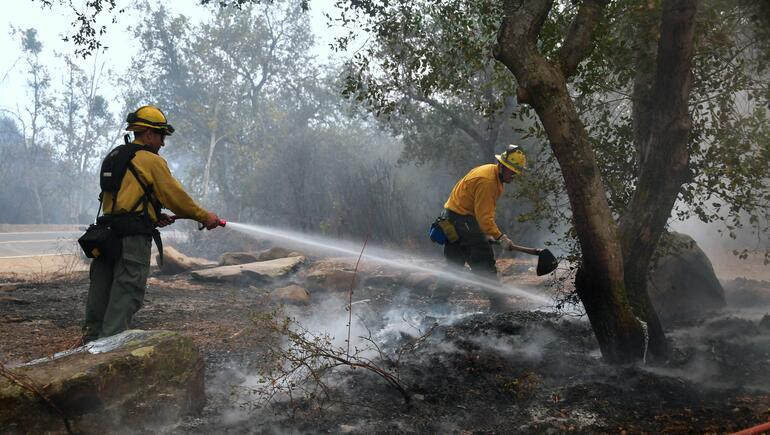 The County Annual Wildfire Trainings