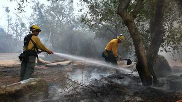 San Diego's Evening News - The County Annual Wildfire Trainings