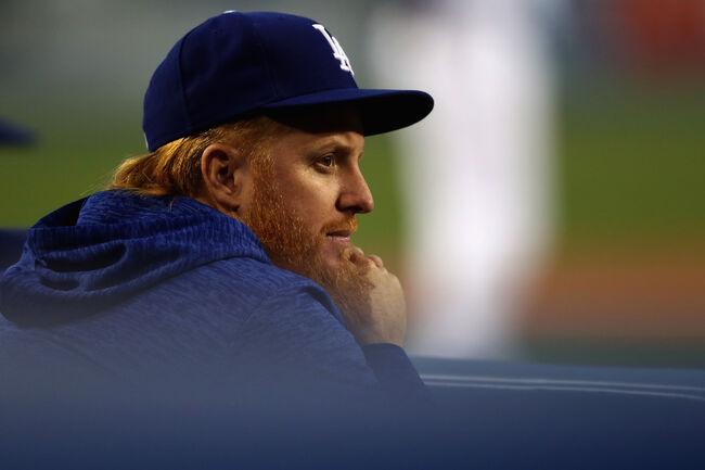 Dodgers 3B Justin Turner