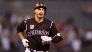 image for Nolan Arenado speaks to the media from Salt River Fields - 02-16