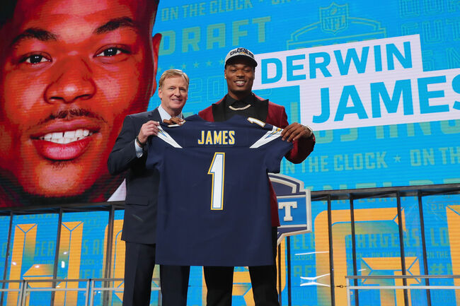 Derwin James On Draft Night