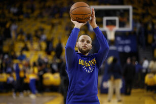 Warriors Could Get Curry Back For Opener vs. Pelicans