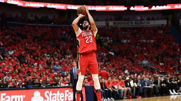 Louisiana Sports - Pelicans Blast Past Rockets, 131-112