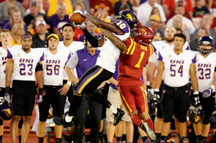 NFL Draft: Daurice Fountain selected by Indianapolis
