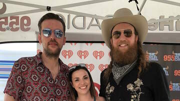 Stagecoach - 95.5 The Bull Backstage At Stagecoach: Brothers Osborne