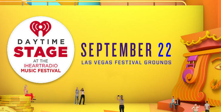Daytime Stage at the 2018 iHeartRadio Music Festival FAQ