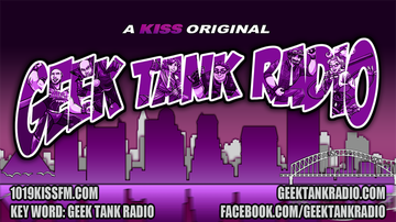 Geek Tank Radio: A KISS Original - WE ARE GEEK TANK RADIO!