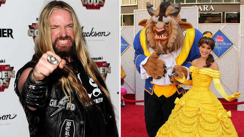 Zakk Wylde Covers 'Beauty and the Beast' For Disney Guitar Compilation