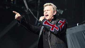 Photos - Welcome To Rockville 2018: Billy Idol