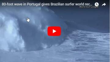 Tony TNT Tilford - Ever surf an 80 foot wave?  this guy has...